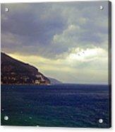 Somewhere Beyond The Sea 1 Acrylic Print
