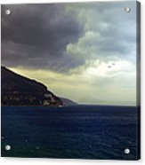 Somewhere Beyond The Sea 2 Acrylic Print