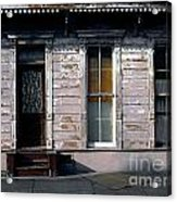 Somewhere In The French Quarter Acrylic Print