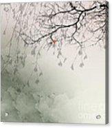 Song Of The Fall Season Acrylic Print