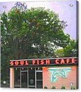 Soul Fish Acrylic Print