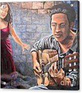 Soul Music Acrylic Print