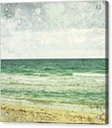 South Beach  Acrylic Print