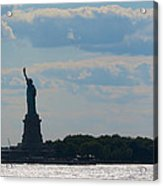 South Ferry Water Ride11 Acrylic Print