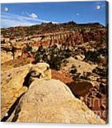 South Fruita Overlook Acrylic Print