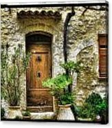 South Of France 1 Acrylic Print