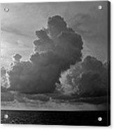 South Pacific Sky Acrylic Print