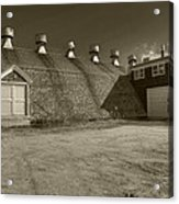 Southampton Potato Barn Acrylic Print
