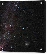 Southern Milky Way Acrylic Print