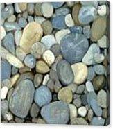 Southern Pebbles Acrylic Print