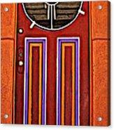 Southwest Architecture Acrylic Print