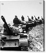 Soviet Tanks, 1978 Acrylic Print