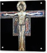 Sozio: Crucifix, 13th C Acrylic Print