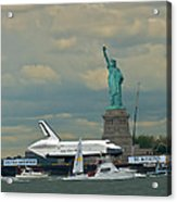 Space Shuttle Enterprise 2 Acrylic Print