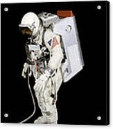 Spacesuit Used By Gemini Viii Acrylic Print