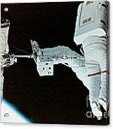 Spacewalk Acrylic Print