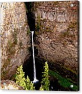 Spahats Creek Falls Acrylic Print