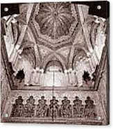 Spain Cathedral 1 Acrylic Print