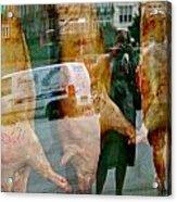 Spain Reflections Acrylic Print
