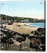 Spain: San Sebastian Acrylic Print