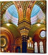Spanelska Acrylic Print by John Galbo