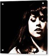 Spanish Angel Acrylic Print