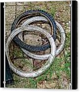 Spare Tires Acrylic Print