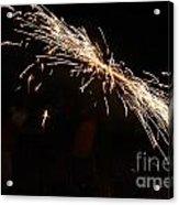Sparks Disco Acrylic Print
