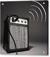 Speaker To Me Acrylic Print