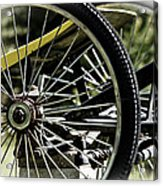 Speed Racer Acrylic Print