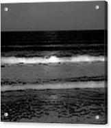 Spell Binding Tides Acrylic Print