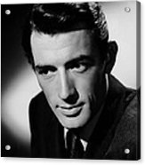 Spellbound, Gregory Peck, 1945 Acrylic Print