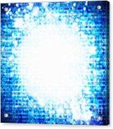 Sphere Energy Acrylic Print