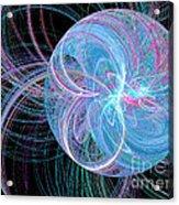 Spherical Symphony Acrylic Print