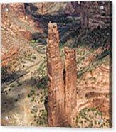 Spider Rock - Canyon De Chelly Acrylic Print