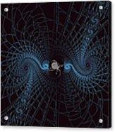 Spiders Lair Acrylic Print