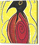 Spirit Bird Acrylic Print