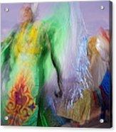 Spirit Dancer Acrylic Print