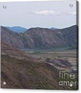 Spirit Lake At Mt. St. Helens Acrylic Print