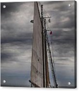 Spirit Of Massachusetts No 2 Acrylic Print