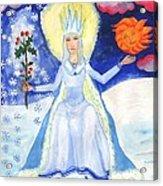 Spirit Of Winter Acrylic Print
