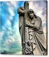 Spiritual Healing Acrylic Print