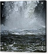 Splash Down Acrylic Print