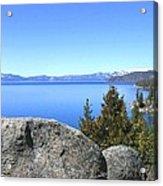 Splendid Lake Tahoe Acrylic Print