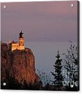 Split Rock Lightghouse - Fs000635 Acrylic Print