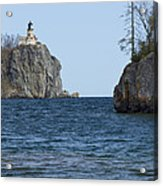 Split Rock Lighthouse 87 Acrylic Print