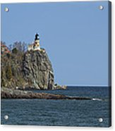 Split Rock Lighthouse 89 Acrylic Print