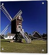 Spocott Windmill Acrylic Print