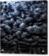 Spooks Acrylic Print