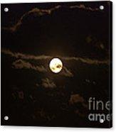 Spooky Night Acrylic Print